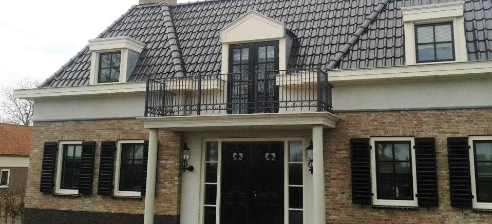 Prefab balkons en galerijplaten