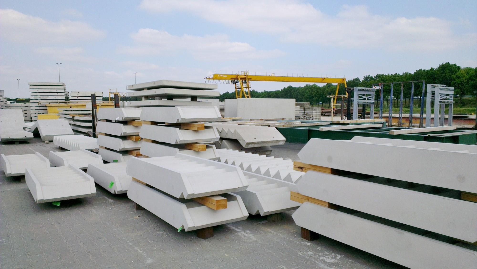MultiBeton betontrappen