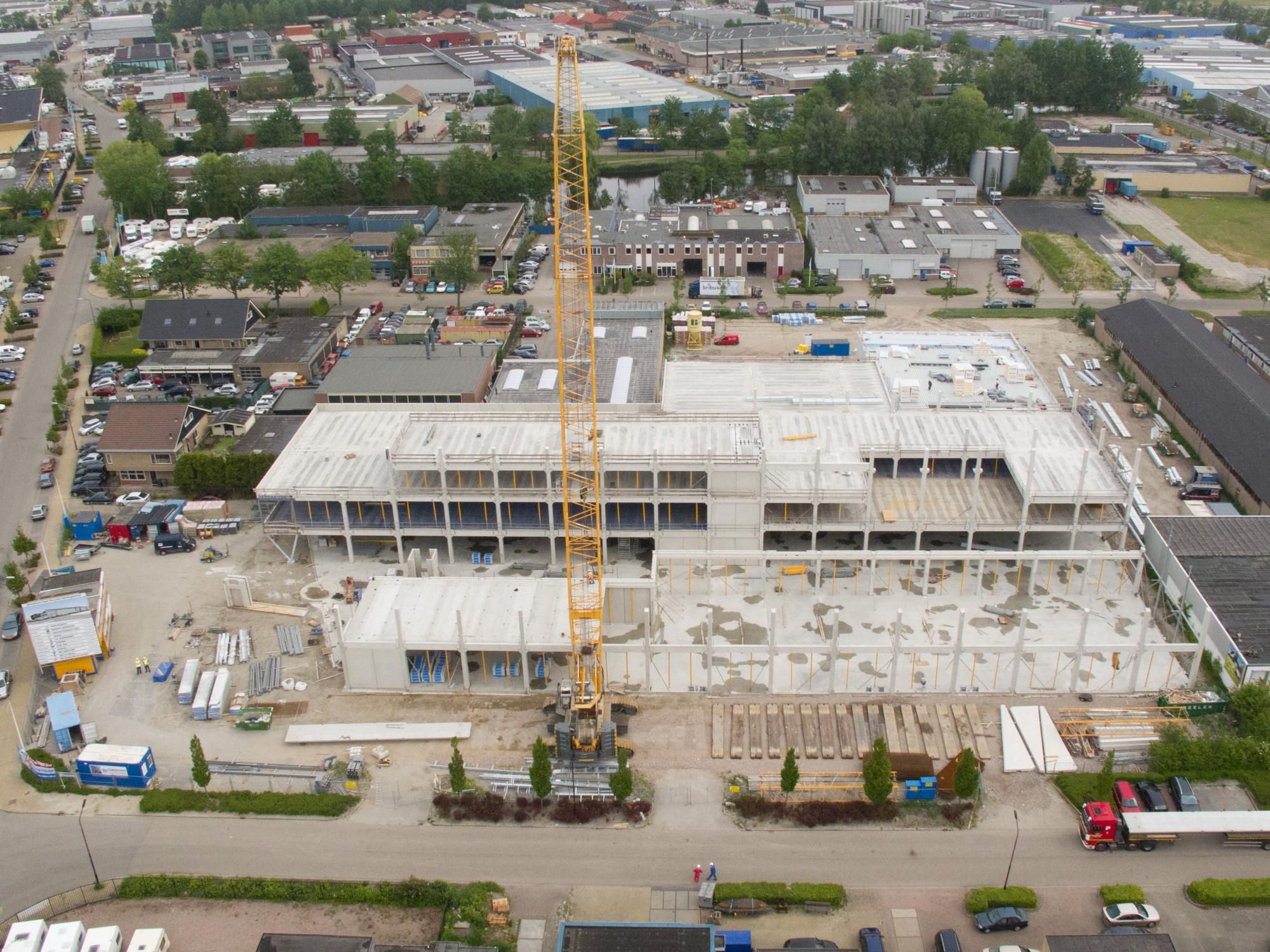 MBS Holding prefab beton