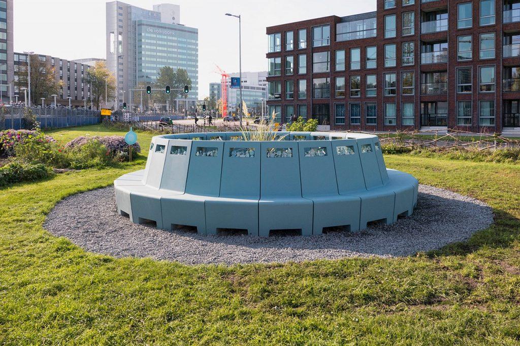 Zitbank Stichting Maanzaad - Utrecht